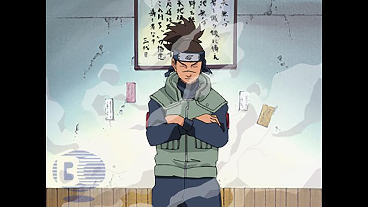 NARUTO-ナルト- 中忍試験編 第037話