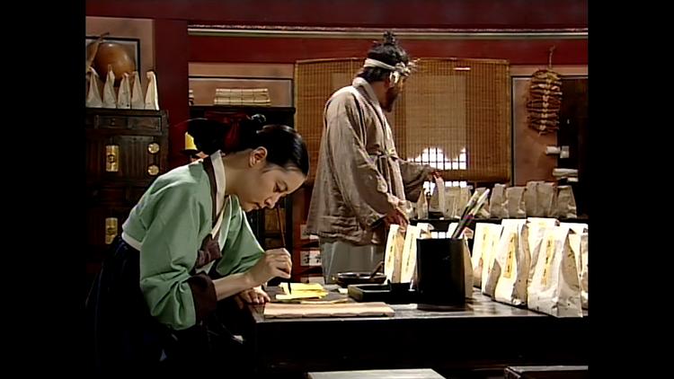宮廷女官チャングムの誓い 第07話/字幕