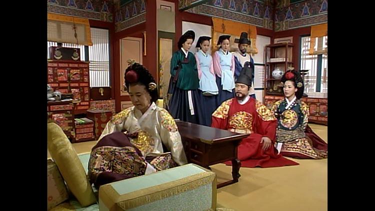 宮廷女官チャングムの誓い 第37話/字幕