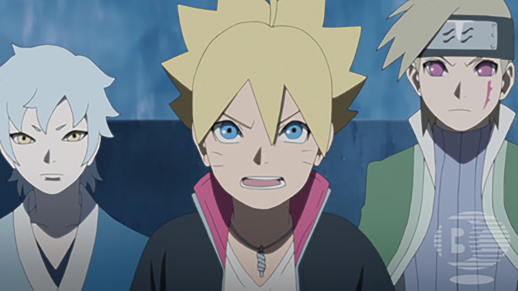BORUTO-ボルト- NARUTO NEXT GENERATIONS 第027話