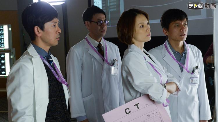 ドクターX -外科医・大門未知子-(2016) 第09話
