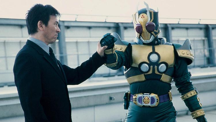 仮面ライダー剣 第39話
