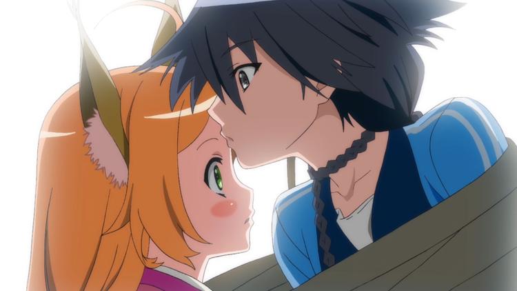 縁結びの妖狐ちゃん 第06話