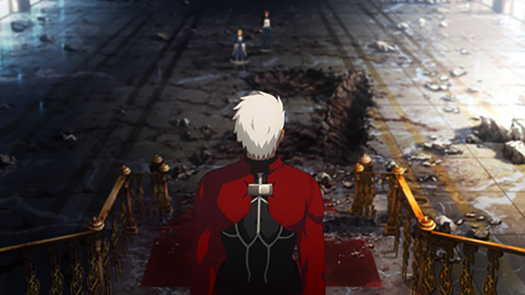 TVアニメ「Fate/stay night [Unlimited Blade Works]」2ndシーズン #19