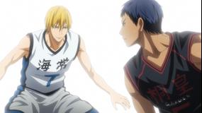 黒子のバスケ 第1期 第23話