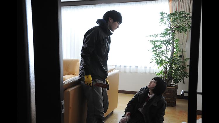 罪と罰 A Falsified Romance 第02話