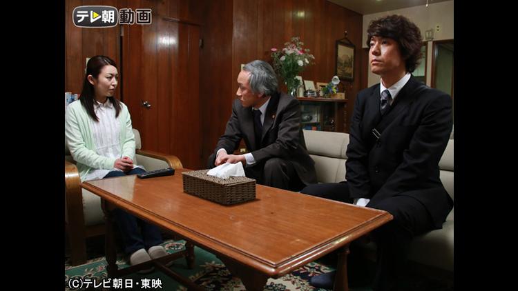 遺留捜査(2013) 第08話