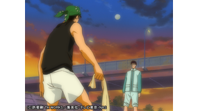 テニスの王子様 第054話