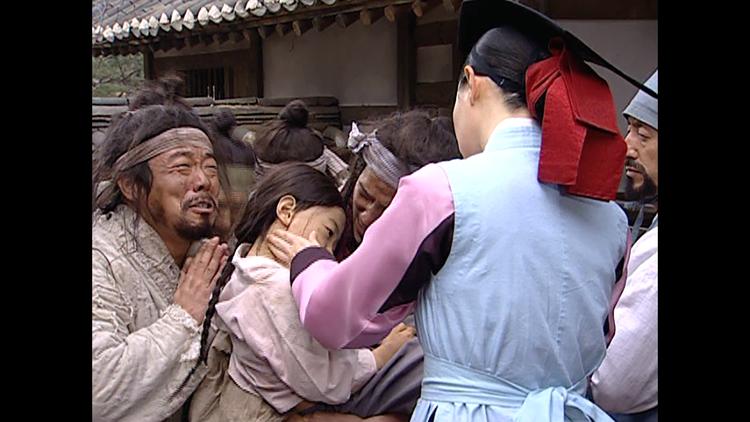 宮廷女官チャングムの誓い 第51話/字幕