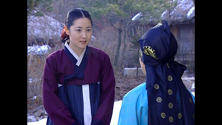 宮廷女官チャングムの誓い 第32話/字幕