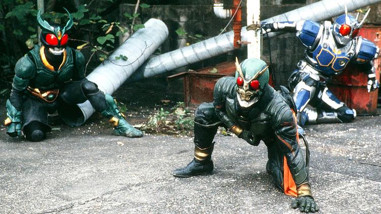 仮面ライダーアギト 第42話