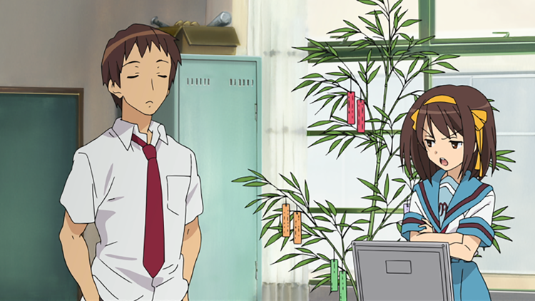 涼宮ハルヒの憂鬱(2009年版) 第08話
