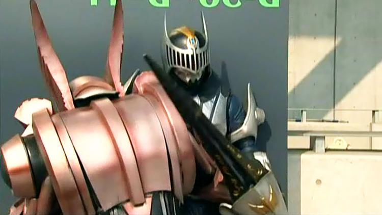 仮面ライダー龍騎 第09話