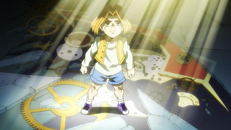 ジョジョの奇妙な冒険 ダイヤモンドは砕けない 第37話