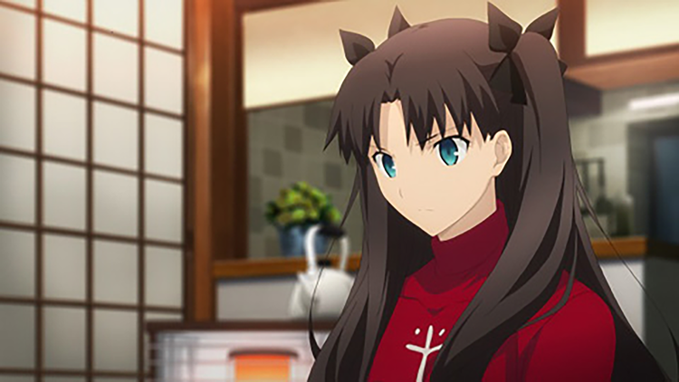 TVアニメ「Fate/stay night [Unlimited Blade Works]」2ndシーズン #22