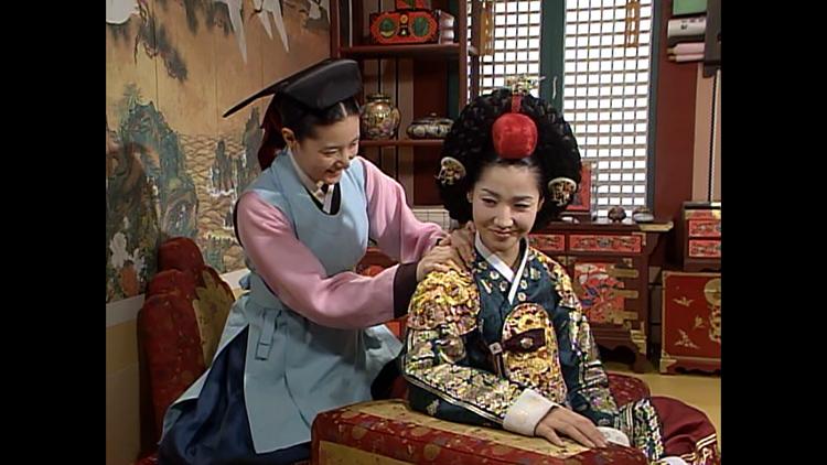 宮廷女官チャングムの誓い 第39話/字幕