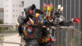 仮面ライダーキバ 第29話