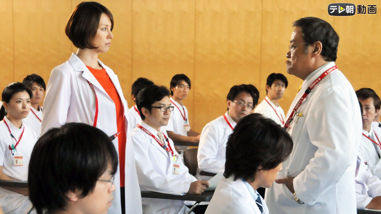 ドクターX -外科医・大門未知子-(2013) 第07話