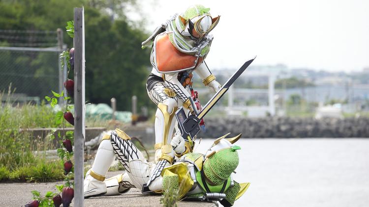 仮面ライダー鎧武/ガイム 第36話