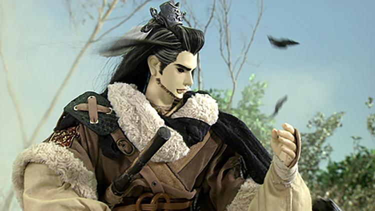 Thunderbolt Fantasy 東離劍遊紀 第11話