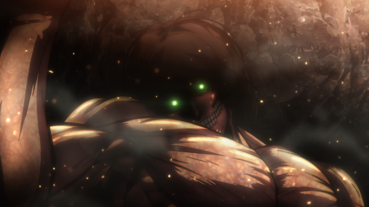 進撃の巨人 第13話