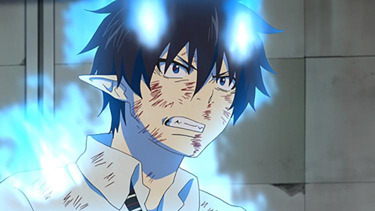 青の祓魔師 第13話