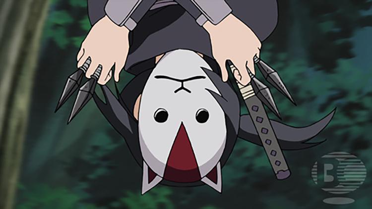 NARUTO-ナルト- 疾風伝 カカシ暗部篇 -闇を生きる忍- 第577話