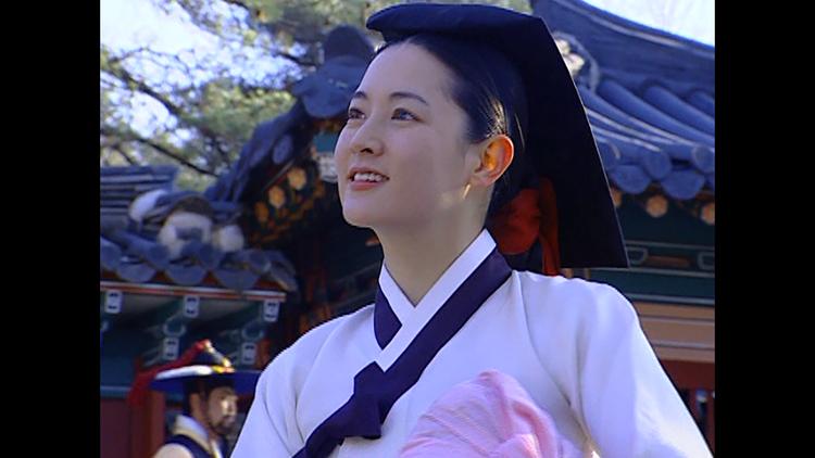 宮廷女官チャングムの誓い 第49話/字幕