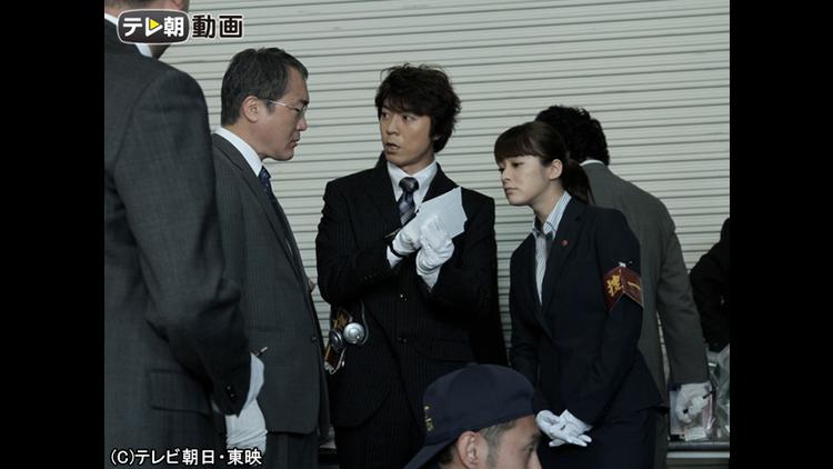 遺留捜査(2011) 第06話