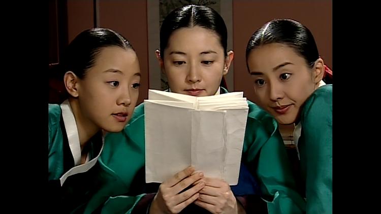 宮廷女官チャングムの誓い 第08話/字幕