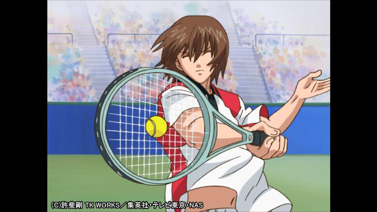 テニスの王子様 第154話