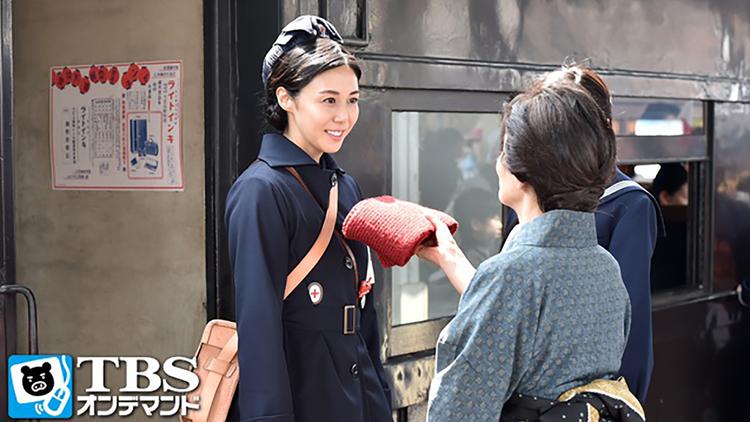 スペシャルドラマ「レッドクロス -女たちの赤紙-」 第01話
