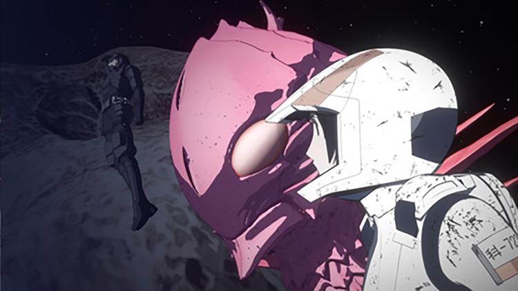 シドニアの騎士 第九惑星戦役 第03話