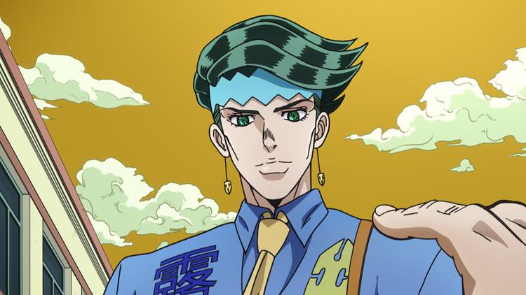 ジョジョの奇妙な冒険 ダイヤモンドは砕けない 第17話