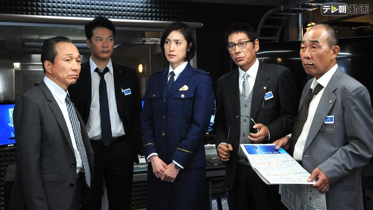 緊急取調室(2014) 第01話