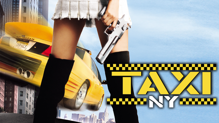 TAXI NY/吹替【リュック・ベッソン製作】