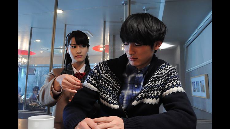 罪と罰 A Falsified Romance 第01話