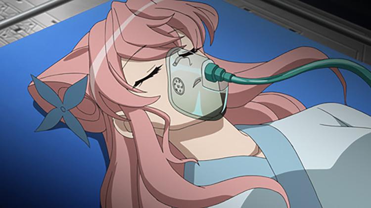 戦姫絶唱シンフォギアAXZ 第05話