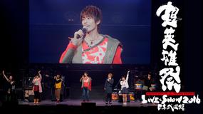 超英雄祭 KAMEN RIDER×SUPER SENTAI LIVE&SHOW 2016