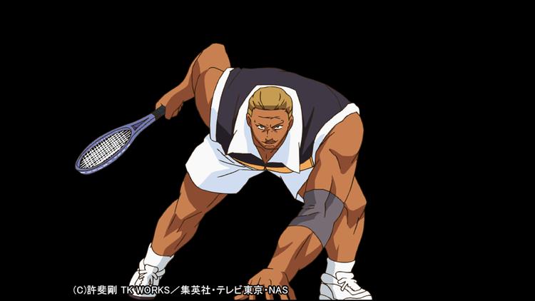 テニスの王子様 第152話