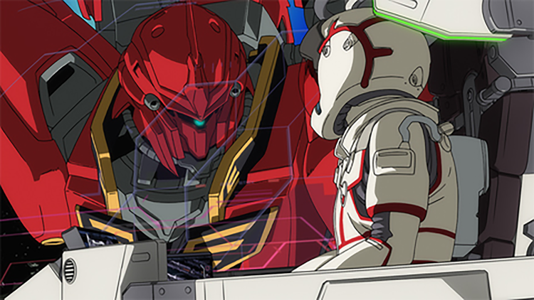 機動戦士ガンダムユニコーン RE:0096 第05話