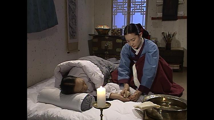 宮廷女官チャングムの誓い 第22話/字幕