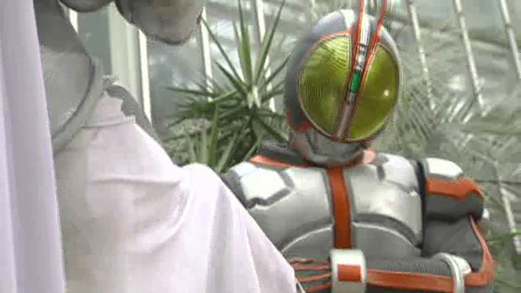 仮面ライダー555 第05話
