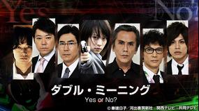 ダブル・ミーニング--Yes or No?