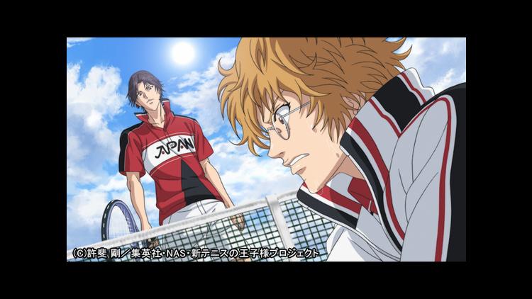 アニメ広場 テニスの王子様