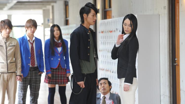 仮面ライダーフォーゼ 第21話