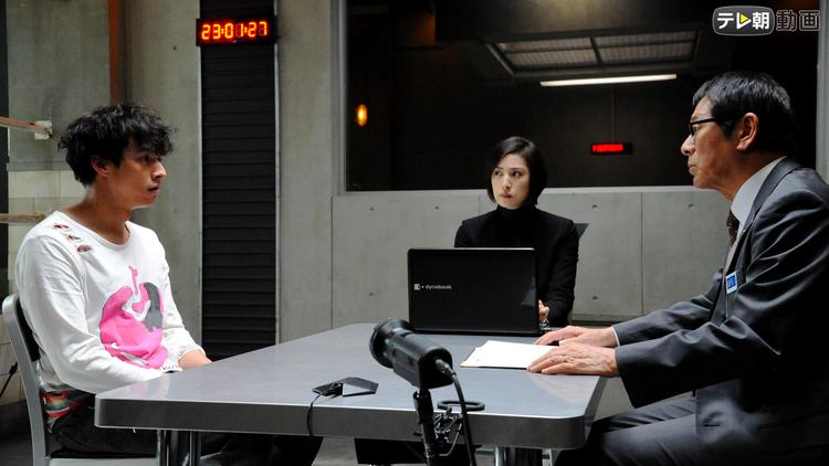 緊急取調室(2014) 第06話