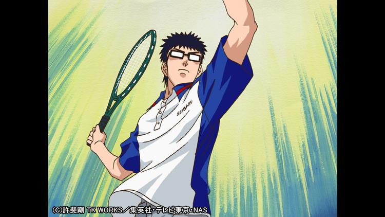 テニスの王子様 第007話