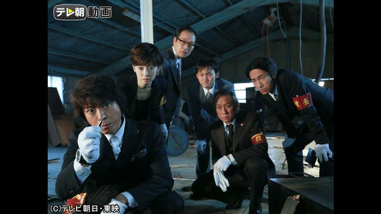 遺留捜査(2013) 第02話