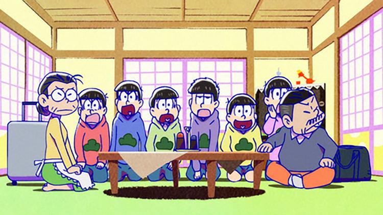おそ松さん 第04話
